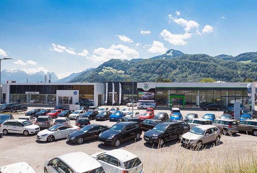 Porsche PIA Hallein