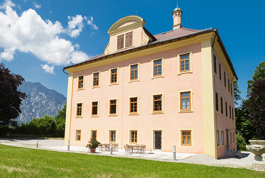 Bauvorhaben Schloss Urstein