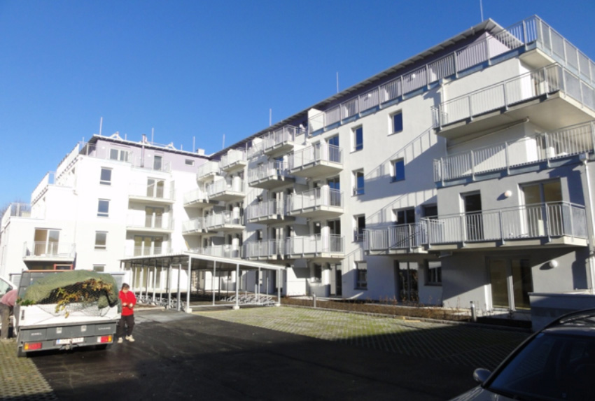 Wohnanlage Winklerstraße hallein