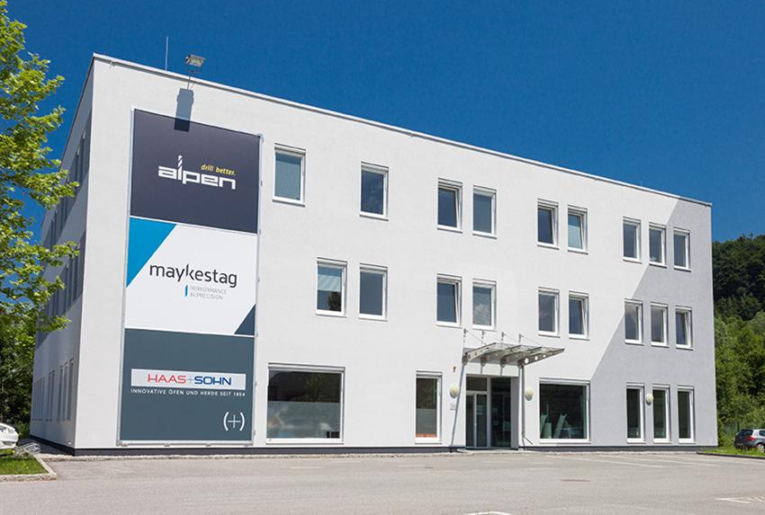 Firma Alpen Maykestag