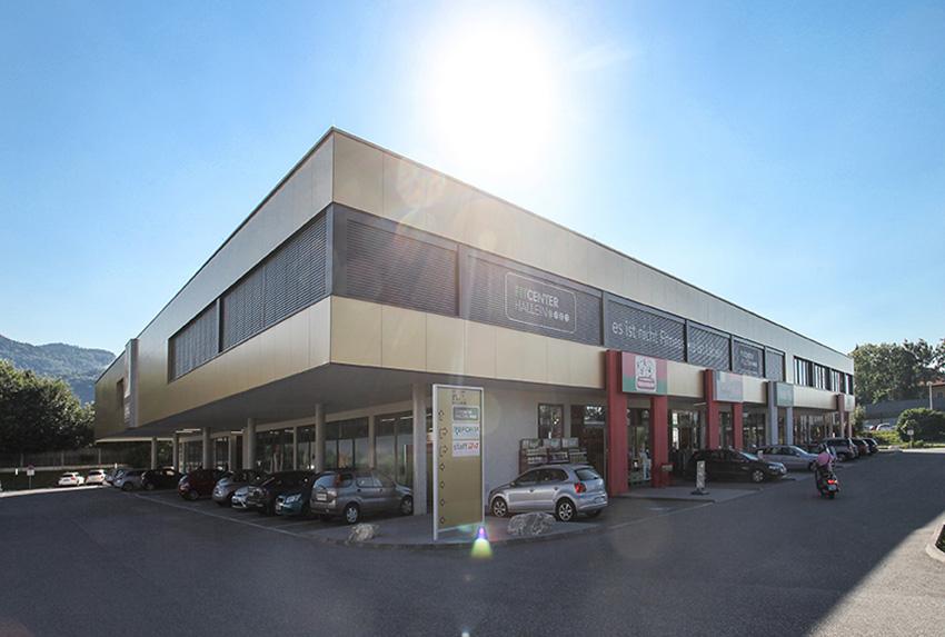 Fachmarktzentrum Hallein