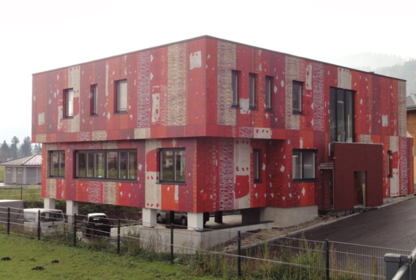 Bürohaus Huber/Spannberger