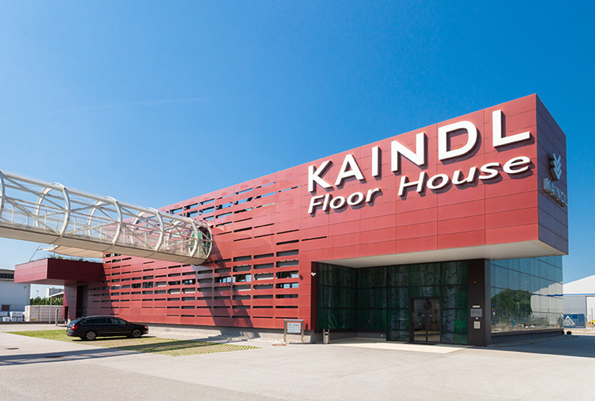Floorhouse Kaindl Salzburg