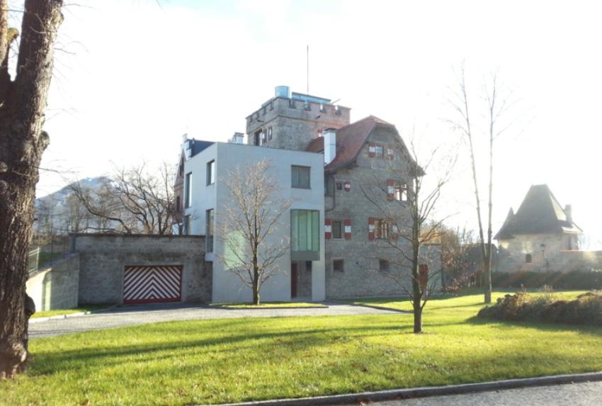 Wohnhaus Kaindl Mönchsberg